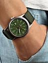 Fashion Leisure Men's Watch Calendar Canvas Band(Assorted Colors) Wrist Watch Cool Watch Unique Watch