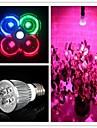 5W E26/E27 Lampes Horticoles LED MR16 3 LED Haute Puissance 500 lm Blanc Naturel / Rouge / Bleu / Vert AC 85-265 V 1 piece