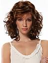 Perruque - Multicolore - Ondule - en Fibre synthetique  - pour Femme