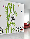 Animaux Stickers muraux Stickers avion Stickers muraux decoratifs,PVC Materiel Amovible Decoration d\'interieur Wall Decal