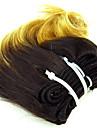 Tissages de cheveux humains Cheveux Bresiliens Ondule 1 Piece tissages de cheveux