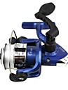 Blue High End Fishing Tool No Gap A Fishing Line Wheel The handle You can Fold