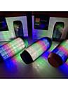 Trådlösa Bluetooth-högtalare 2.1 CH Bärbar / Utomhus / Support Minneskort / support FM / Support USB-disk / LED-lampa