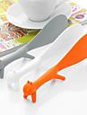 desen animat poate sta modelare veveriță oală de turnare (culoare aleatorii)