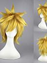 12 дюймов Наруто Узумаки Наруто блондинка аниме косплей парик