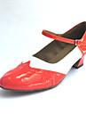 Chaussures de danseTalon Bottier-Similicuir-Chaussures de Swing