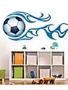 stickers muraux stickers muraux, stickers muraux de football pvc