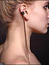 Dame Fete Cătușe pentru urechi Aliaj Bijuterii Pentru Petrecere Zilnic Casual