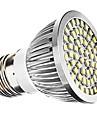 7W E26/E27 LED-spotlights 60 SMD 2835 700 lm Varmvit / Naturlig vit Dekorativ AC 220-240 / AC 110-130 V 1 st