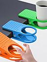 pince creative de verre de bureau (couleur aleatoire)