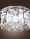 2 Way Graceful LED Crystal Ceiling Light 12 Light