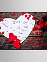 e-home® panza semnatura personalizate cadru dragoste