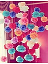 Wedding Décor 10pcs 4 Inch(15cm) Tissue Pom Poms Flower for Monther's Day Birthday  Decor
