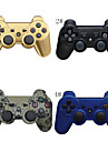 Wireless Bluetooth 6 Axis Wireless Game Controller Gamepad Joypad Dualshock for Wireless Playstation 3