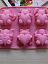 ustensiles de cuisson animaux moule moules moules de cuisson coeur de chocolat moule de glace