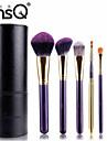 fibres maquillage violet les ensembles de brosses de msq®