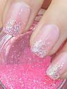 Abstrakt - Finger/Tå - Glitter - av Andra - 1 - styck 3X3X1.5 - cm