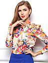 XIXI Women\'s Fashion Summer Shirt (Cotton Blends)