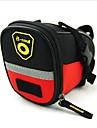 B-SOUL® cykel~~POS=TRUNC 20LSadelväska Multifunktionell Cykelväska PU Läder / 1680D Polyester Pyöräilylaukku Klättring / Resa / Cykling
