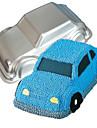 quatre c pan gateau en forme de voiture en aluminium de moule de cuisson, fournitures de cuisson