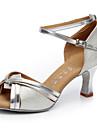Latin - Pantofi de dans ( Argintiu/Auriu/Alte ) - Non personalizabile - Pentru femei