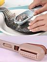 Skalare & rivjärn For för Fisk Plast Kreativ Köksredskap