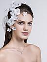 Dame Stof Medaljon Bryllup/Speciel Lejlighed/Afslappet Blomster Bryllup/Speciel Lejlighed/Afslappet 1 Stykke