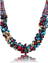 Vintage/Party Alloy/Gemstone & Crystal/Others Statement