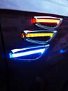 Modern Steering Fender Side Lamp Auto Car LED Side Lights Marker Turn Signal Light 2PCS