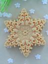 forme de flocons de neige gateau fondant au savon moule  en silicone de chocolat, des outils de decoration ustensiles de cuisson