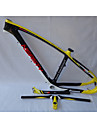 MB-NT202G9 Neasty Logo High Qulity Yellow Color 29er Full Carbon Fiber Mtb Frameset Frame Handlebar Seatpost