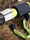 LED-Ficklampor / Ficklampor LED 3 Läge 1600 Lumen Cree XM-L T6 18650Camping/Vandring/Grottkrypning / Vardagsanvändning / Dykning/Sjöliv /