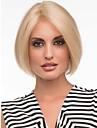 bob derniere mode a court perruque blonde droite femmes synthetique