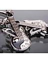 Oțel inoxidabil Favoruri Keychain-1 Piece / Set Brelocuri Personalizat Argintiu