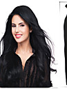 Grade 5A 1pc/Lot 16Inch/40cm multicolors straight Fusion /U Tip Hair Extension Human Hair weaves  0.4g/s