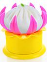 manuell ångad fyllda bulle form kök verktyg (slumpvis färg) 7,7 * 4,3 * 8 cm