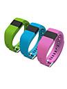tw64 bracelet smartband vitale portable etanche smartwatch podometre pour Android iOS