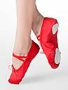 Women & Children\'s Canvas Split Sole Ballet Slipper Dance Shoes
