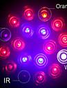 18w e27 morsen® de spectre complet LED lampes lampe de fleur (85-265V)
