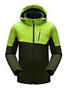 Sportif Veste de Cyclisme Homme Manches longues VeloEtanche / Respirable / Pare-vent / Resistant aux ultraviolets / Isole / Zip frontal /