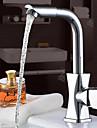 Centerset poignee seul trou dans salle de bain chrome robinet evier