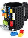 tasse de blocs de construire sur la brique cafe bloc boissons de the tasse tasse tasse drole creative coofee tasse