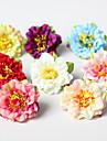 Femei Material Textil Diadema-Nuntă Ocazie specială Informal Piepteni de Păr Flori 1 Bucată