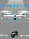 Yizhan fågelspindel x6 drönare 2,4 g 4ch rc quadcopter med 2MP kamera