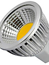 5W GU5.3(MR16) Spot LED MR16 1 COB 400LM lm Blanc Chaud / Blanc Froid Decorative DC 12 V 1 piece
