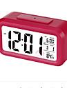 säng lysande elektronisk klocka kreativa stora skärmen Väckarklocka abs