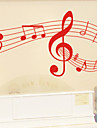 Music / Fashion Wall Stickers Plane Wall Stickers , PVC 100cm*39cm