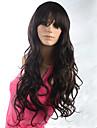 """2015 femmes resistant perruque de cheveux synthetiques longue de chaleur de la mode ombre naturelle brune ondulee de 8855l-2t33 24 """""""
