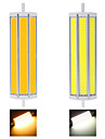 30W R7S Ampoules Mais LED T 3 COB 2500 lm Blanc Chaud Blanc Froid Decorative AC 85-265 V 1 piece