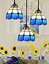 Modern / Traditionell/Klassisk / Rustik/Stuga / Kontor/företag / Utomhus / Vintage Flush Mount Lights Glas Hängande lamporLiving Room /